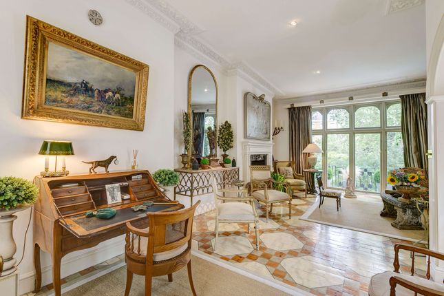 Thumbnail Town house for sale in Montpelier Square, London