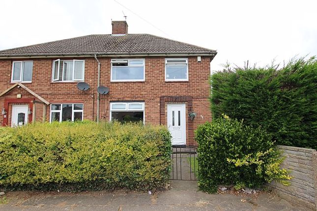 3 bed semi-detached house for sale in Southwold Crescent, Scartho, Grimsby DN33