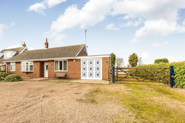 Thumbnail Detached bungalow for sale in Selby Road, Askern, Doncaster
