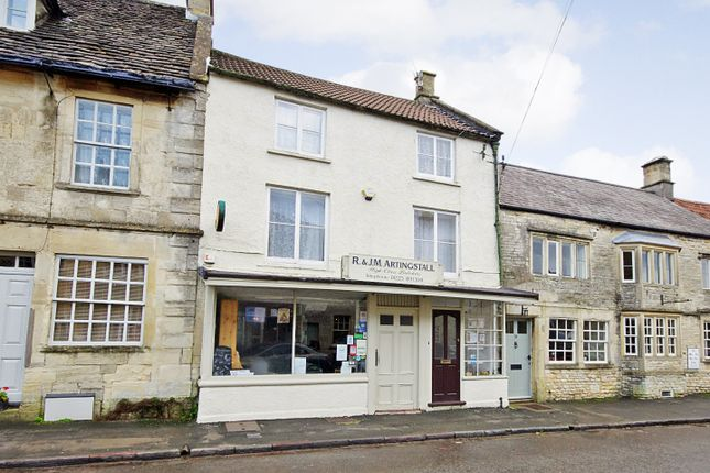 Thumbnail Triplex for sale in High Street, Marshfield, Chippenham