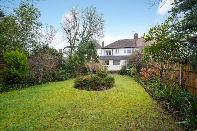Rear Elevation of Torrington Road, Claygate, Esher, Surrey KT10