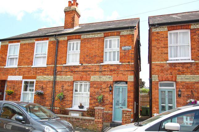 Thumbnail Semi-detached house for sale in Weybridge, Surrey