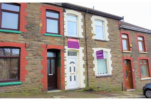 Thumbnail Terraced house for sale in Brynheulog Terrace, Porth
