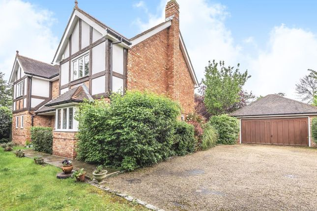 Thumbnail Detached house for sale in Priory Lane, Warfield, Berkshire