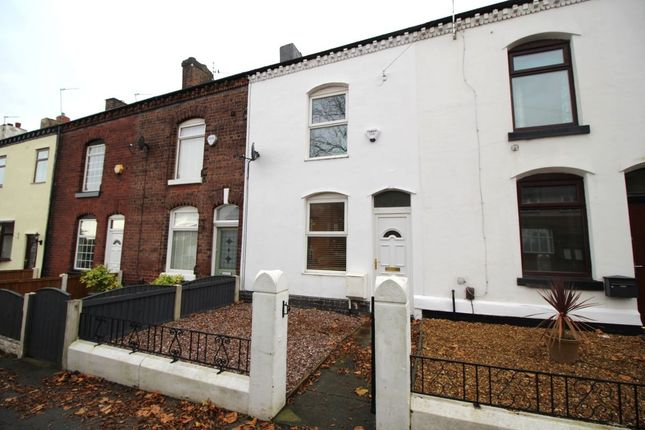 Thumbnail Terraced house to rent in Old Clough Lane, Worsley, Manchester