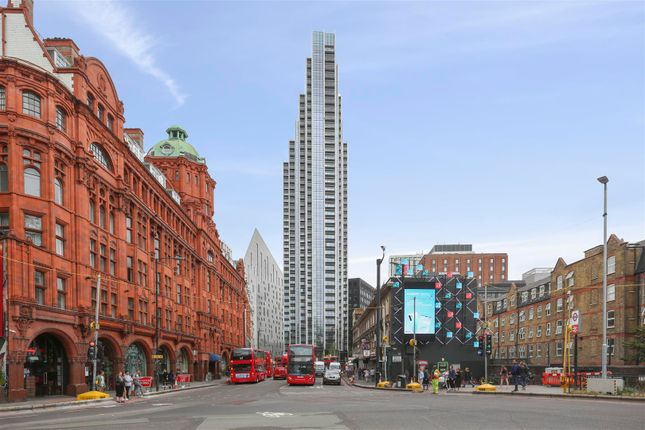 Thumbnail Flat for sale in The Atlas Building, City Road