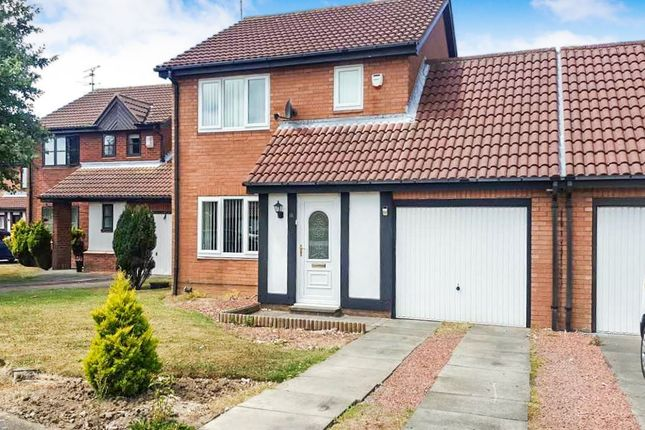 Thumbnail Detached house to rent in Silverdale Road, Cramlington