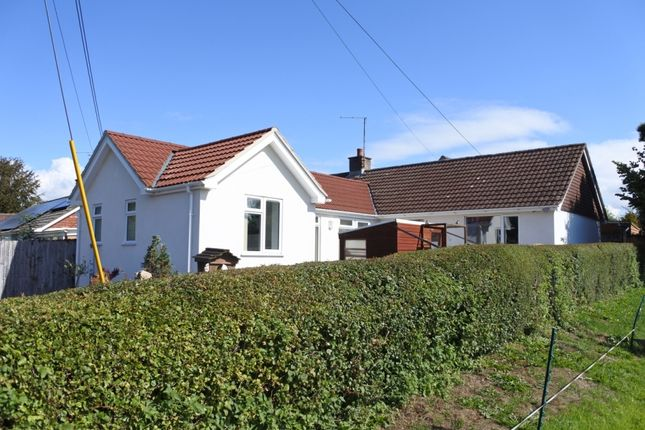 Thumbnail Detached bungalow for sale in The Green, Zeals, Warminster