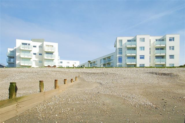 Thumbnail Flat for sale in Shore Road, East Wittering, Chichester