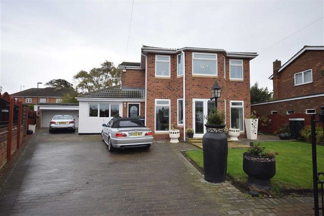Thumbnail Detached house for sale in Meldon Avenue, South Shields