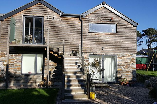 Thumbnail Detached house for sale in The Old Press, Penpol Avenue, Hayle, Cornwall