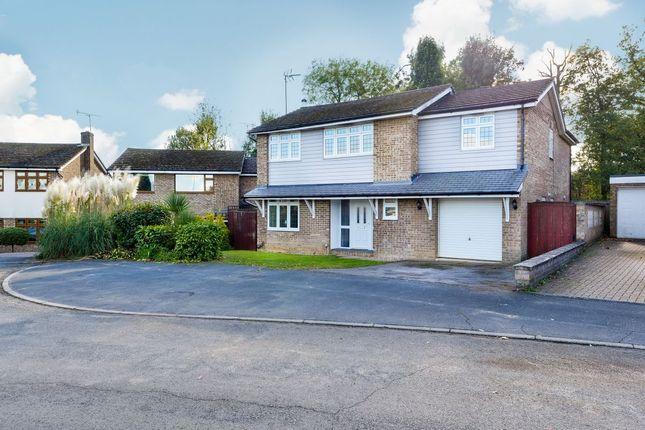 Thumbnail Detached house for sale in Kingsmead, Sawbridgeworth