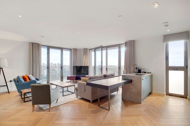Thumbnail Flat for sale in Milne Building, West Hampstead Square, West Hampstead, London