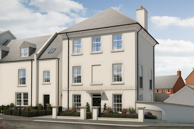 Thumbnail Link-detached house for sale in Haye Road, Plymouth, Devon