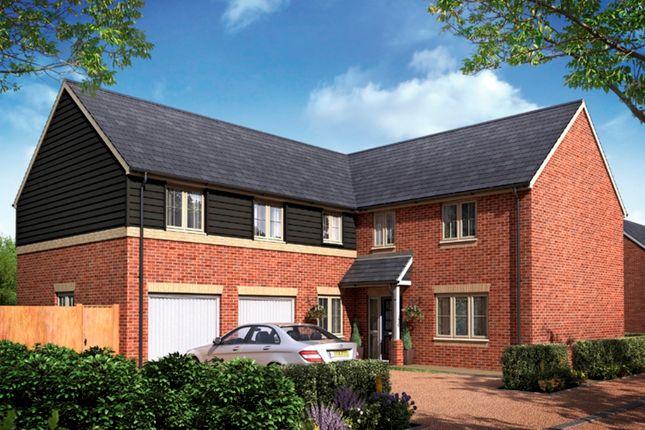 Thumbnail Detached house for sale in Wimblington Road, Doddington, March