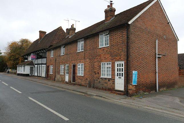 Thumbnail End terrace house for sale in North Street, Headcorn, Ashford, Kent