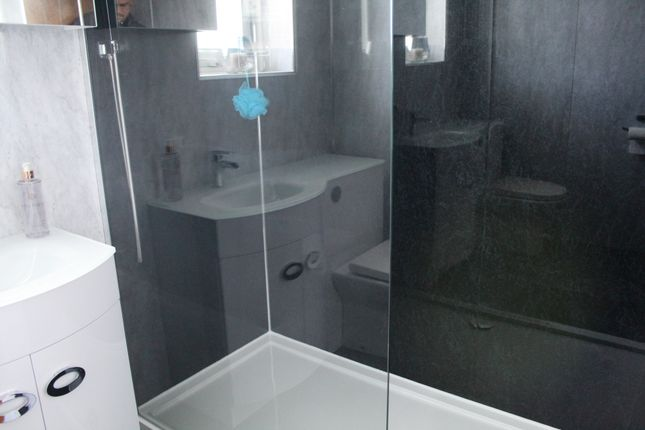 Shower of Briar Close, Houghton Le Spring DH4
