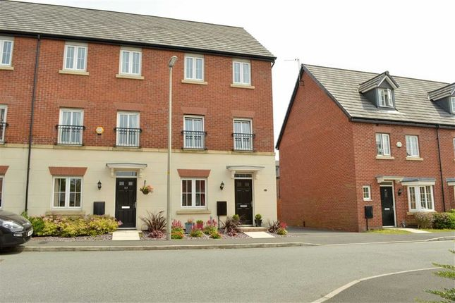 Thumbnail Town house to rent in North Croft, Atherton, Manchester