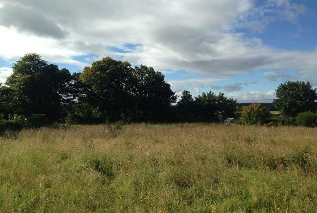 Thumbnail Land for sale in Plot At Rafford Kirk Rafford, Forres