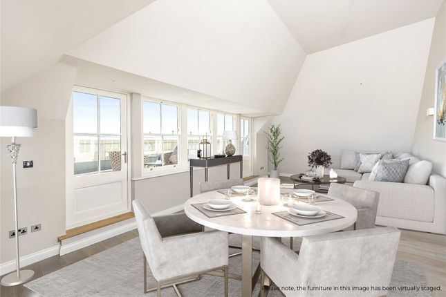 Thumbnail Flat for sale in 7 Hope House, Lansdown Road, Bath