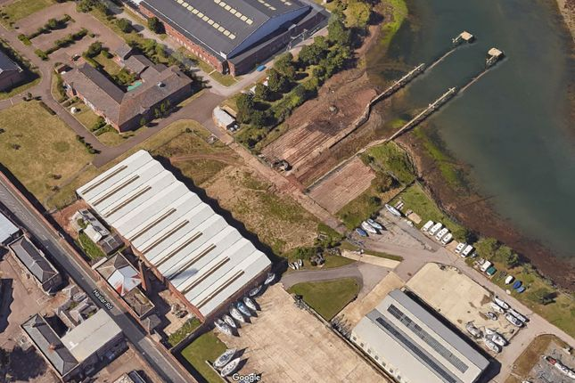 Thumbnail Industrial for sale in Haslar Gunboat Yard & Marina, Haslar Road, Gosport