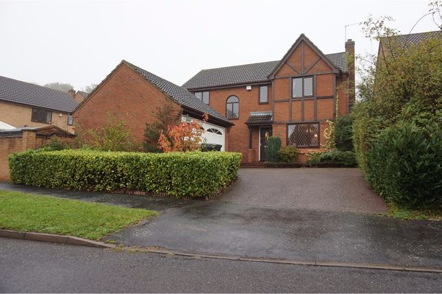 Thumbnail Detached house for sale in Rowbank Way, Loughborough