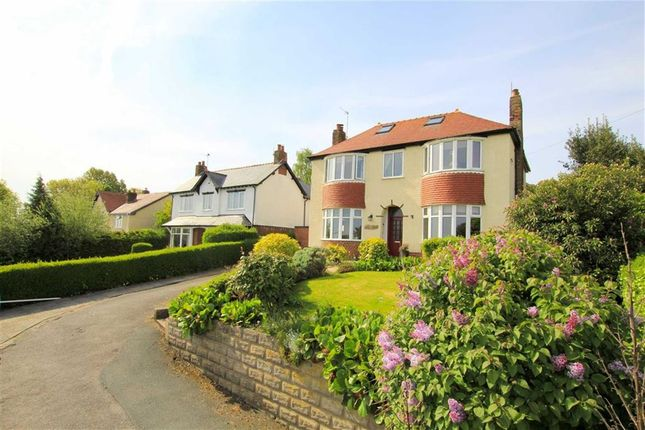 Thumbnail Detached house for sale in Holway Road, Holywell, Flintshire