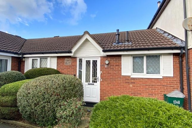 Thumbnail Terraced bungalow for sale in Holly Court, Helsby, Frodsham