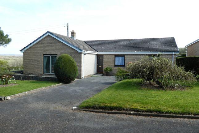 Thumbnail Land for sale in Upper Aberarth, Aberaeron