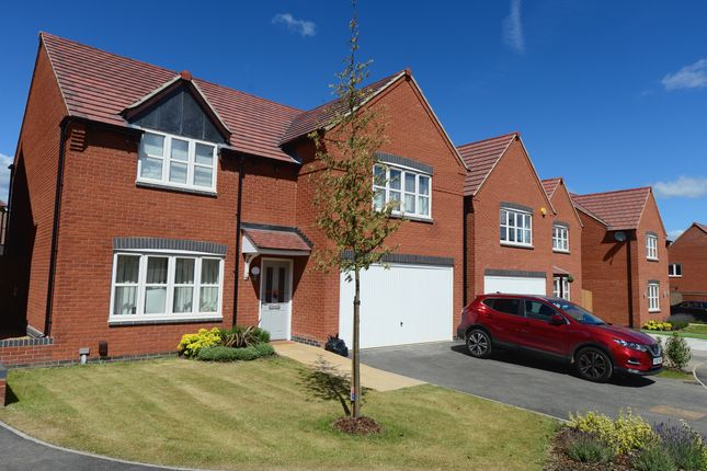 Thumbnail Detached house for sale in Southwell Road, Farnsfield
