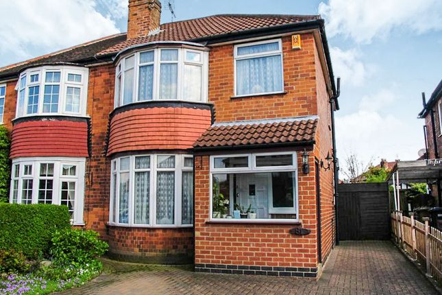 Thumbnail Semi-detached house for sale in Boulton Lane, Alvaston, Derby