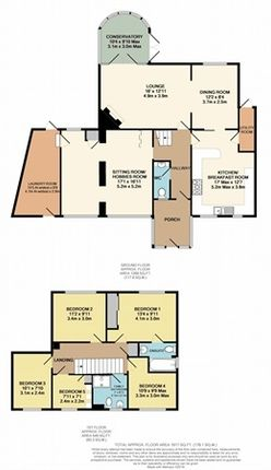 Thumbnail Detached house for sale in Rambler Close, Thornhill, Cardiff