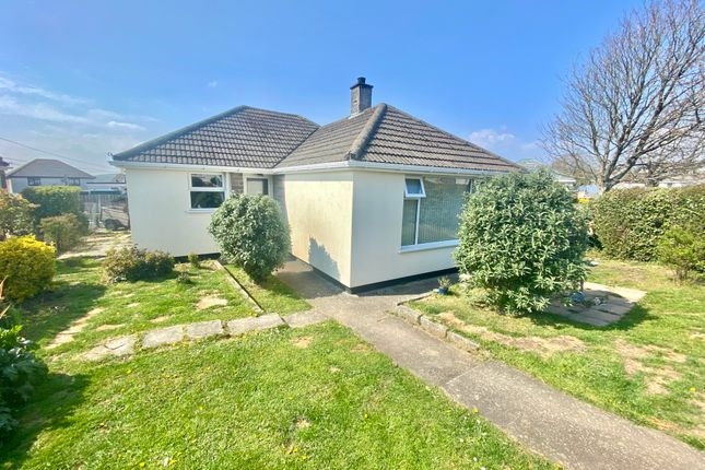 3 bed detached bungalow for sale in Dabryn Way, St. Stephen, St. Austell PL26