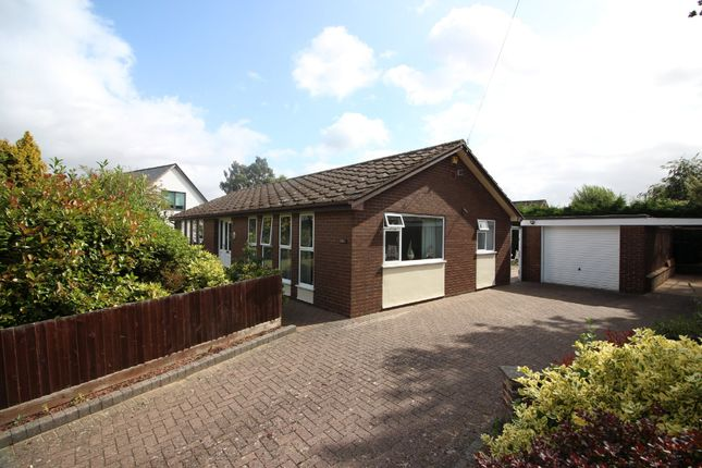 Thumbnail Detached bungalow for sale in Trinity Road, Mistley, Manningtree