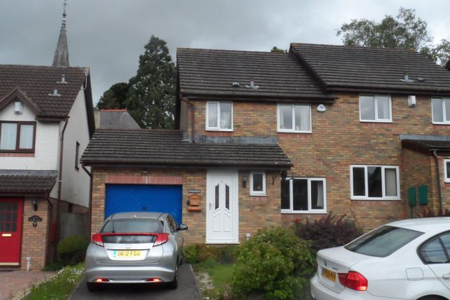 Thumbnail Property to rent in Gavenny Way, Abergavenny, Gwent