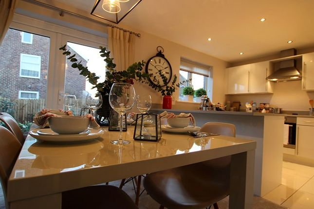 """Thumbnail Detached house for sale in """"The Roseberry"""" at Lane, Newquay"""