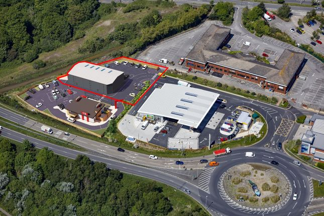 Thumbnail Industrial to let in Phase 2 Marshes End, Safety Drive Creekmoor, Poole