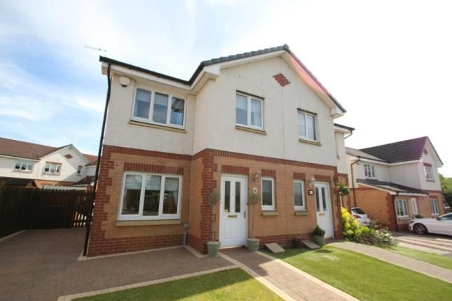 Thumbnail Semi-detached house for sale in Whitacres Road, Glasgow