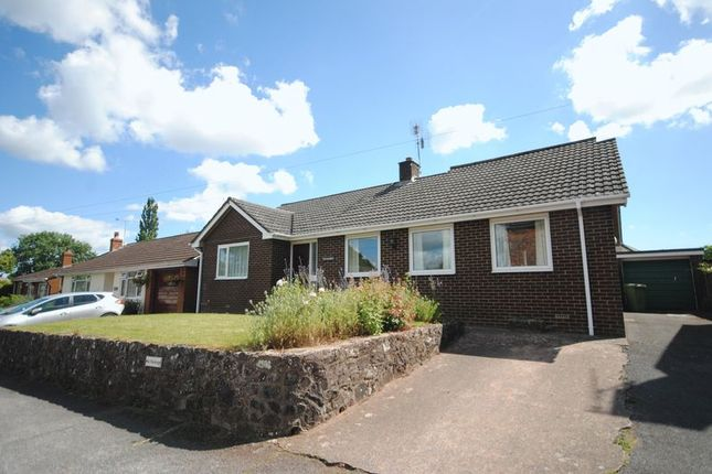 Thumbnail Bungalow for sale in The Green, Ide, Exeter