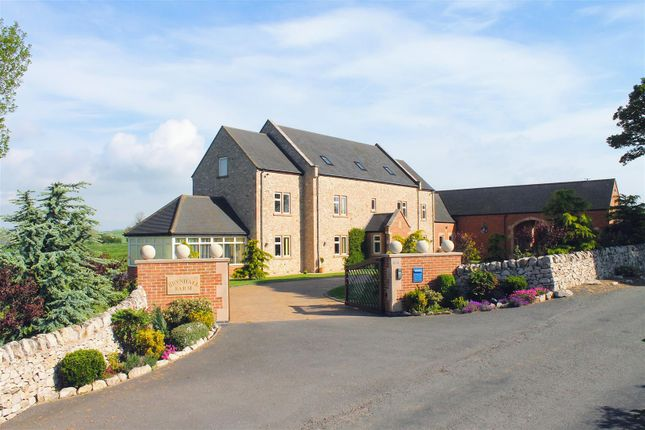 Thumbnail Detached house for sale in Bryn Hall Farm, Bradbourne, Derbyshire