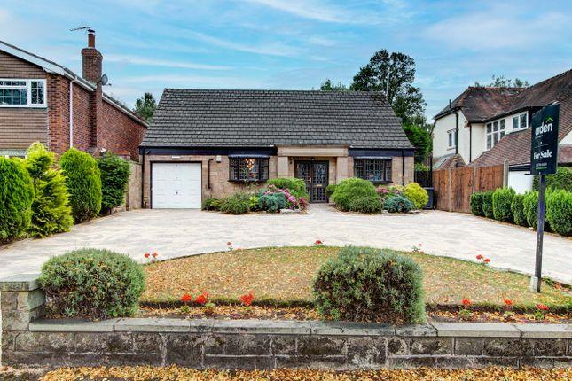 Thumbnail Detached bungalow for sale in Billesley Lane, Moseley, Birmingham