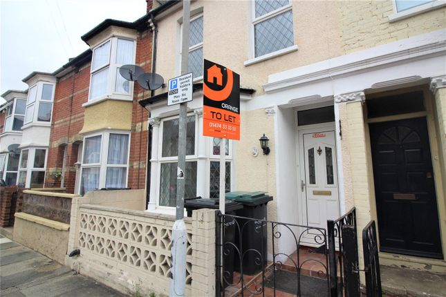 Thumbnail Terraced house to rent in Havelock Road, Gravesend, Kent