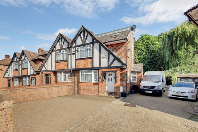 Thumbnail Semi-detached house for sale in Roseville Road, Hayes