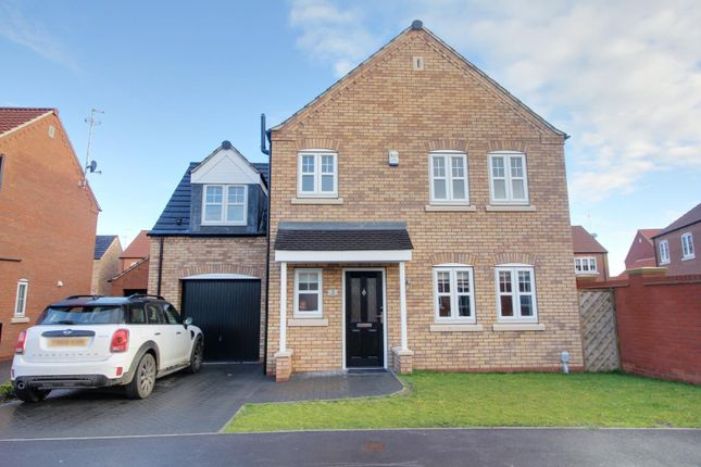 Thumbnail Detached House For Sale In Paddock Way Kingswood Hull East Riding Of
