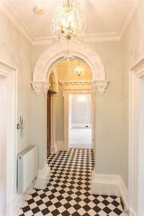 Hallway of Mansion House, Moor Park, Harrogate, North Yorkshire HG3