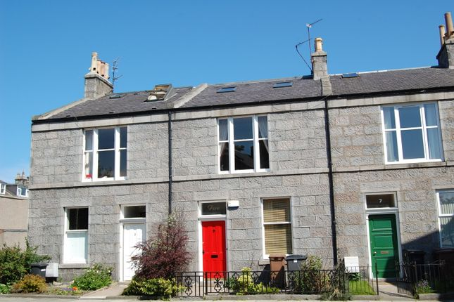 Thumbnail Terraced house to rent in Hartington Road, Aberdeen