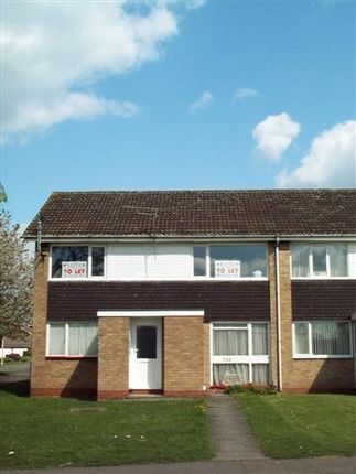 Thumbnail Flat to rent in Woodway Lane, Walsgrave, Coventry