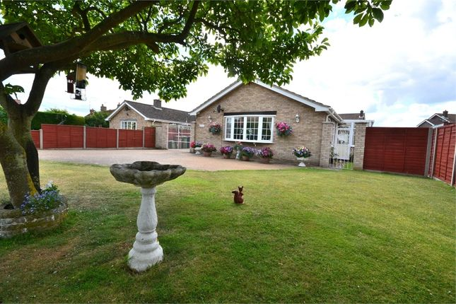 Thumbnail Detached bungalow for sale in Congham Road, Grimston, King's Lynn