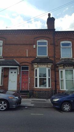Thumbnail Terraced house for sale in Goldenhillock, Birmingham