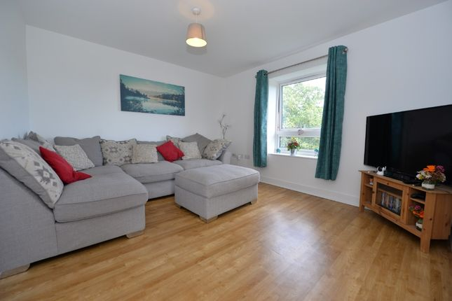 Thumbnail Flat to rent in Mansfield Park Street, Southampton